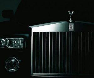 Rolls Royce announces SUV plan