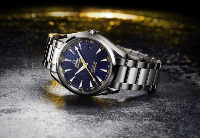 Seamaster Aqua Terra 150M James Bond