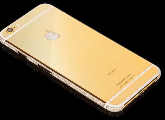 iPhone 6 Diamond Ecstasy