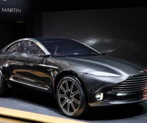 Geneva 2015 Aston Martin DBX Concept