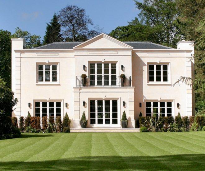Wentworth Estate mansion