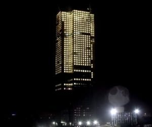 skyscraper china