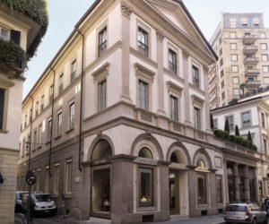 Giorgio Armani boutique Milan