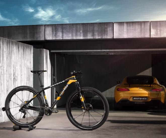 ROTWILD GT S mountain bike
