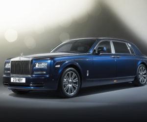 Rolls Royce Phantom Limelight Collection