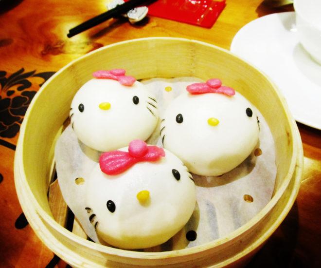 Hello Kitty Dim Sum