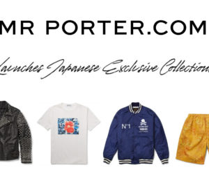 Mr Porter Japanese collections