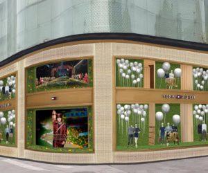 Tommy Hilfiger Beijing store
