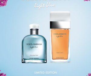 Dolce & Gabbana Light Blue Perfumes