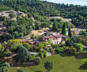 Johnny Depp French village