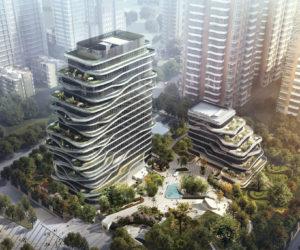 Armani Casa project Beijing