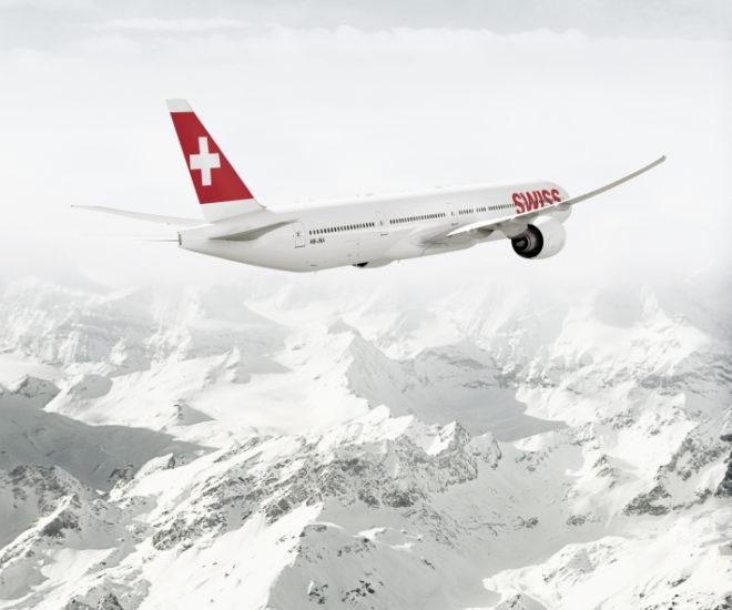 SWISS Boeing 777-300ERs