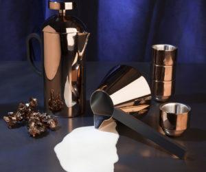 Tom Dixon Brew coffee set photo