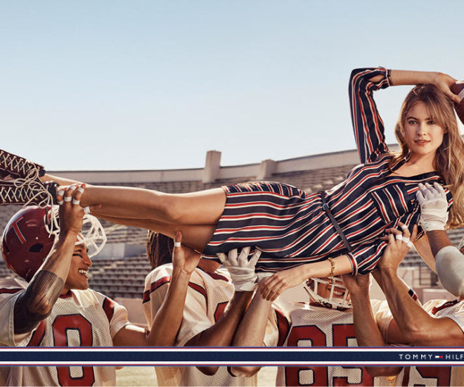 Tommy Hilfiger FW 2015 campaign