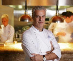 Celebrity chef Eric Ripert