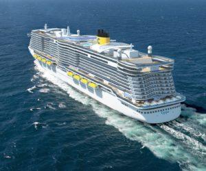 Costa Cruises new LNG ships