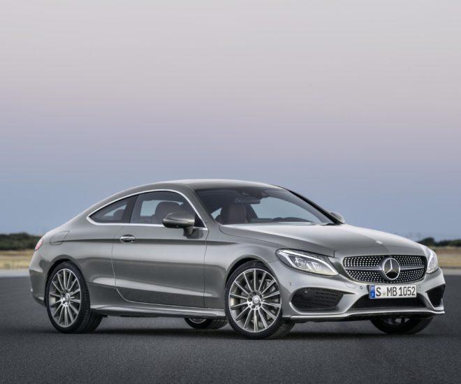 Mercedes-Benz C-Class Coupe 2015