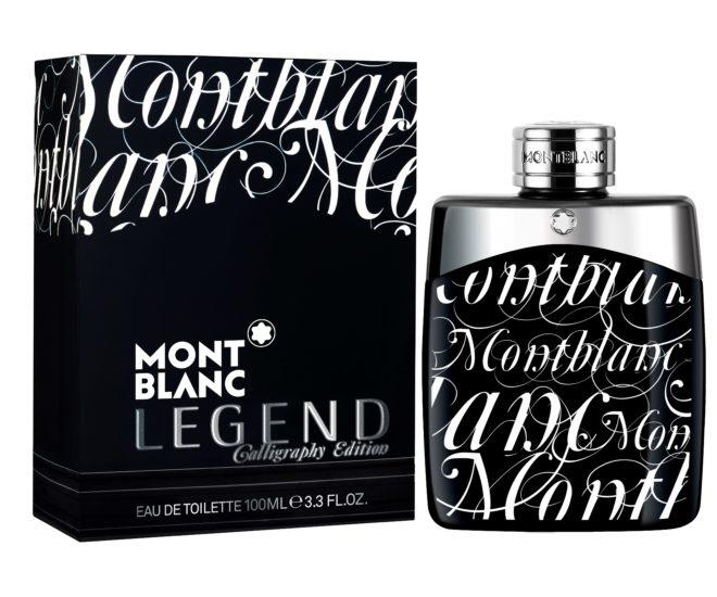 Montblanc Legend Calligraphy