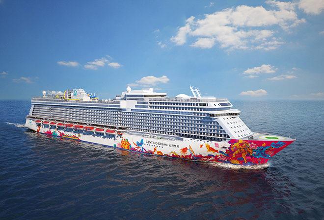 Genting Dream Dream Cruises