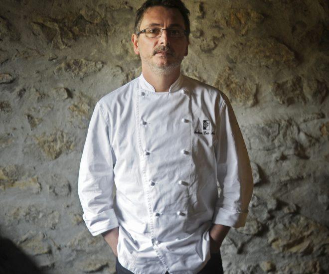 Top Basque chef Andoni Luis Aduriz