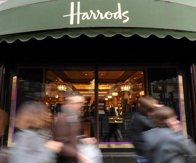British department store Harrods
