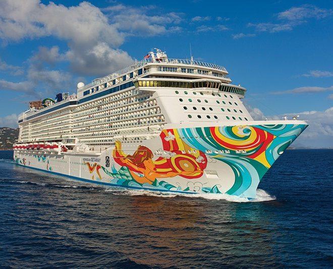 Norwegian Getaway by Norwegian Cruise Line