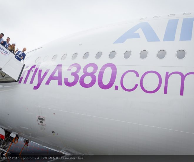 Luxuo Airbus A380 exclusive search function