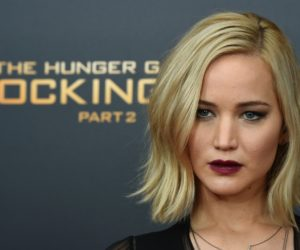 Jennifer Lawrence rules best paid actress list 2016