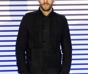 French fashion designer Barnabe Hardy