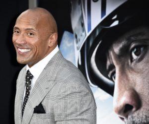 Dwayne Johnson Rocks Highest Paid Actors List