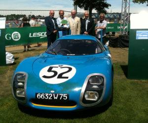World Heritage Cars 2016