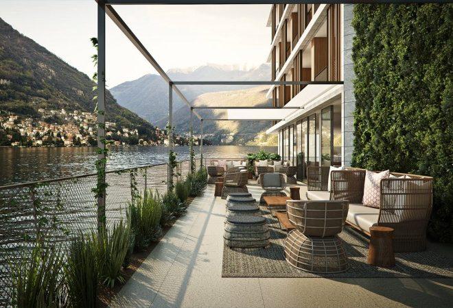 Il Sereno Lago di Como Opens by Lake Como