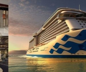 Majestic Princess Woos Chinese Guests with luxury living