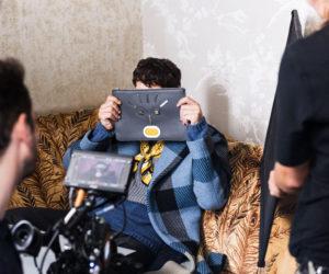 Fendi Fall/Winter 2016 Video Backstage