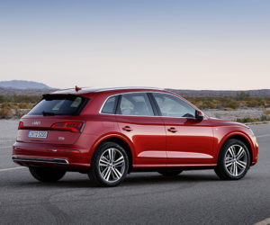 New Audi Q5 Gets Aggressive