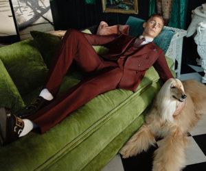 Gucci Cruise 2017, Tom Hiddleston