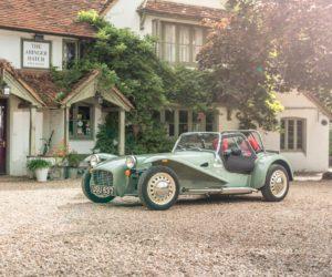 Caterham Car Channels Classic Spirit