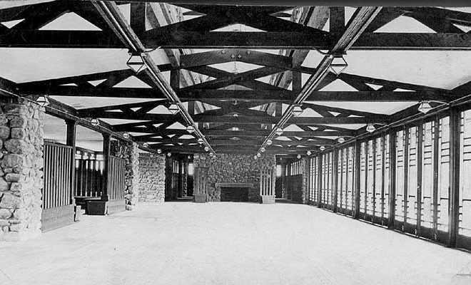 Frank Lloyd Wright building may rise again