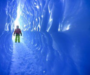 White Desert Hotel Reopens Antarctica