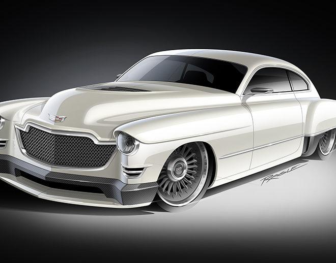 """""""Madam V"""" SEMA 2016 Show car"""