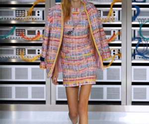 Chanel 2017 Spring/Summer ready-to-wear © AFP PHOTO / PATRICK KOVARIK
