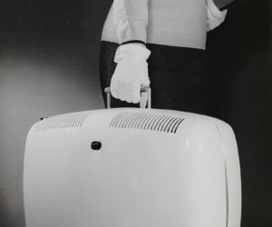 ioneering industrial designer Roger Tallon (1929-2011) is the subject of an exhibit at Paris' Museum of Decorative Arts. © Courtesy of Musée des Arts Décoratifs Exposition Roger Tallon au Musée des Arts Décoratifs