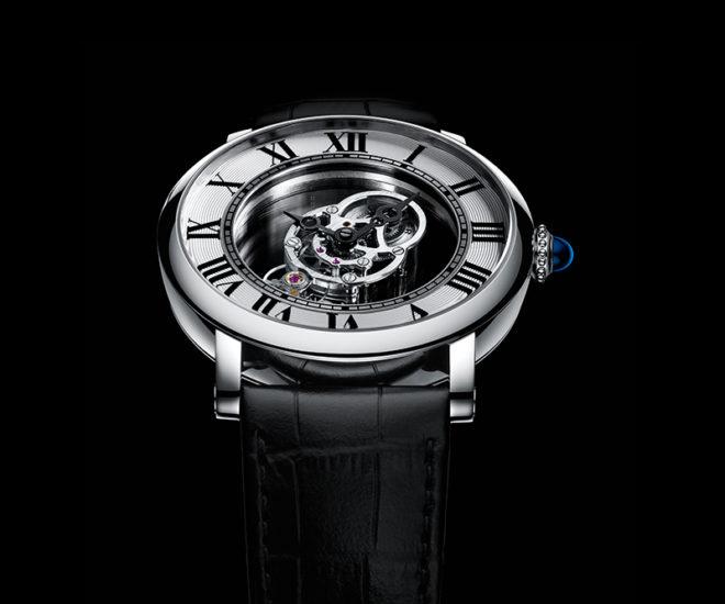 Cartier Rotonde de Cartier Astromysterieux