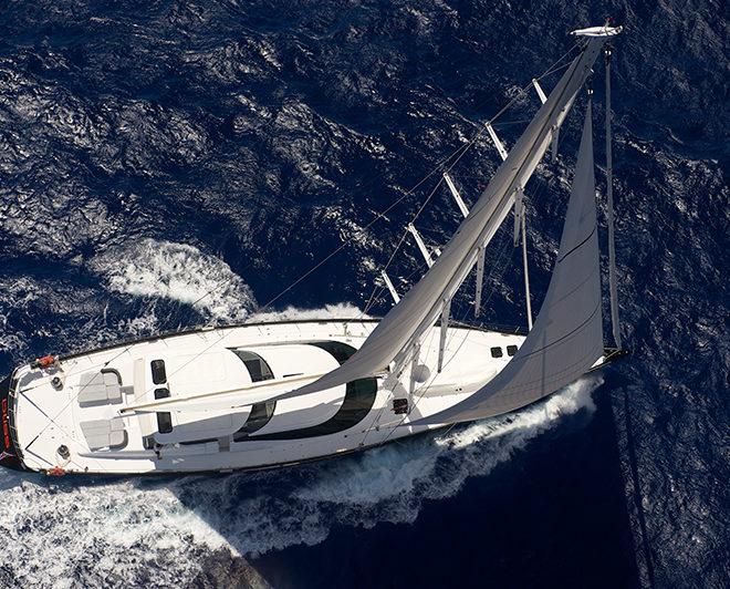 SINGAPORE RENDEZVOUS Interview: Mark Woodmansey, Burgess Yachts