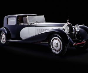 Art of Bugatti Exhibition Goes Beyond Cars