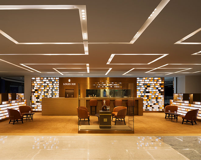 World's First Louis XIII Boutique Opens In Beijing