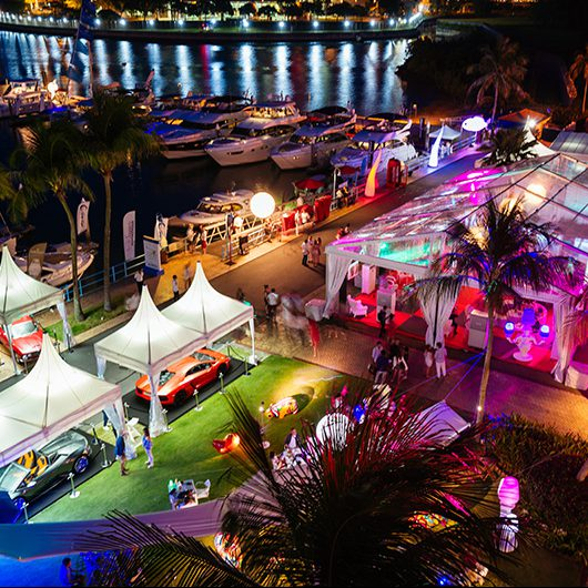SINGAPORE RENDEZVOUS 2016 Ends on High Note