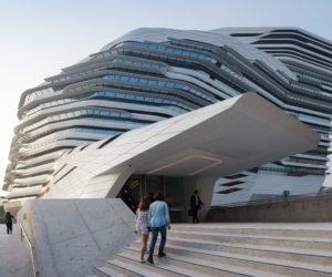 Hong Kong Jockey Club Innovation Tower Honored