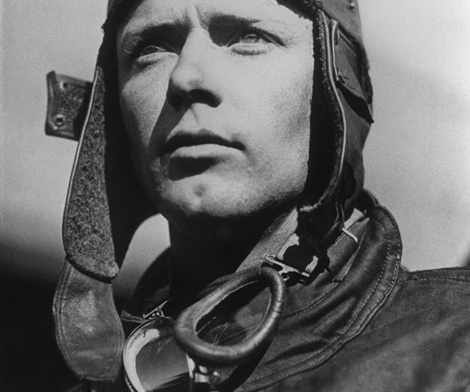 Lindbergh Lost Flying Hat Turns Up at Auction