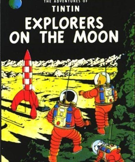 Original Tintin Drawing Sets New Auction Record